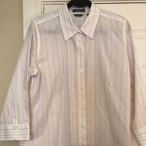 Liz Claiborne no iron shirt